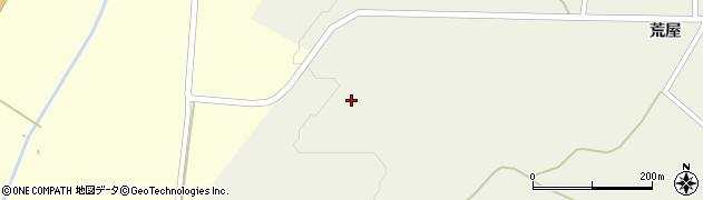 山形県最上郡金山町金山荒屋844周辺の地図