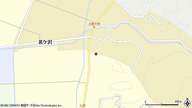 山形県酒田市土渕新田町158周辺の地図
