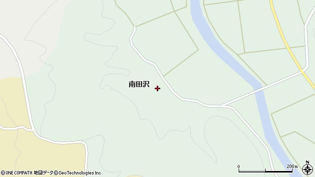 山形県酒田市田沢南田沢65周辺の地図