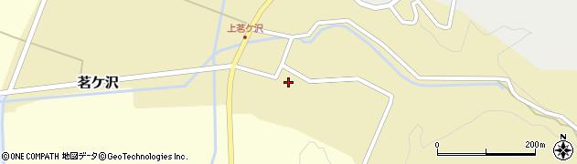 山形県酒田市茗ケ沢沢尻138周辺の地図