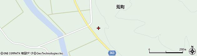 山形県酒田市田沢荒町67周辺の地図