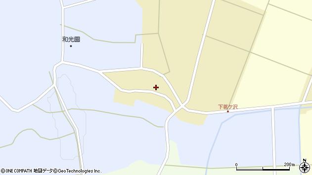 山形県酒田市茗ケ沢前畑151周辺の地図