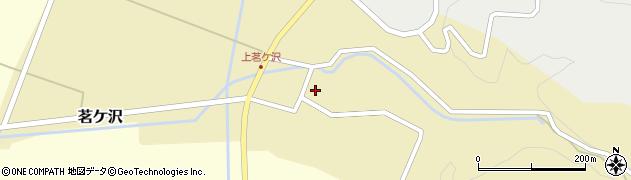 山形県酒田市茗ケ沢沢尻136周辺の地図