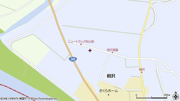 山形県酒田市相沢道脇325周辺の地図