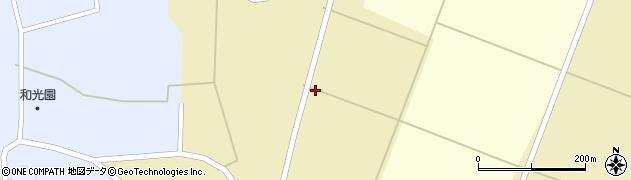 山形県酒田市茗ケ沢前畑78周辺の地図