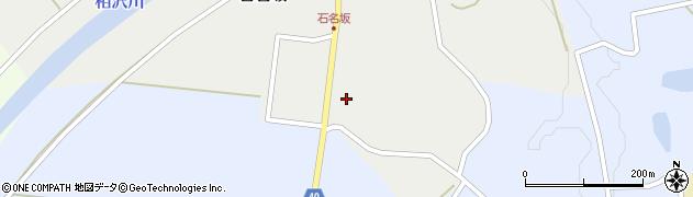 山形県酒田市石名坂金坂123周辺の地図