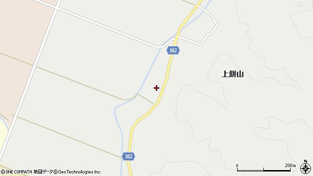 山形県酒田市上餅山元山31周辺の地図