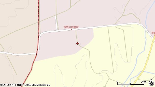 山形県最上郡金山町朴山1438周辺の地図