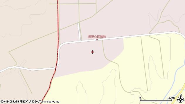 山形県最上郡金山町朴山1458周辺の地図
