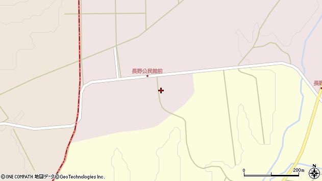 山形県最上郡金山町朴山1440周辺の地図