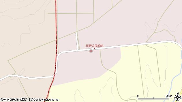 山形県最上郡金山町朴山1461周辺の地図