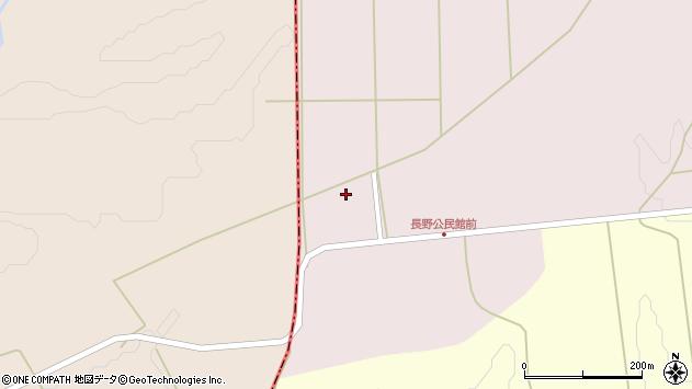 山形県最上郡金山町朴山1470周辺の地図