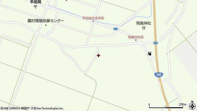 山形県酒田市飛鳥神内38周辺の地図