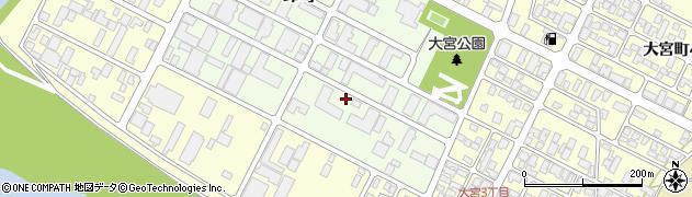山形県酒田市卸町3周辺の地図