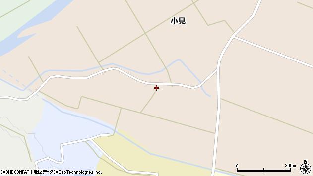 山形県酒田市小見岡畑164周辺の地図