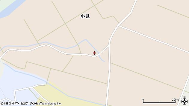 山形県酒田市小見岡畑144周辺の地図