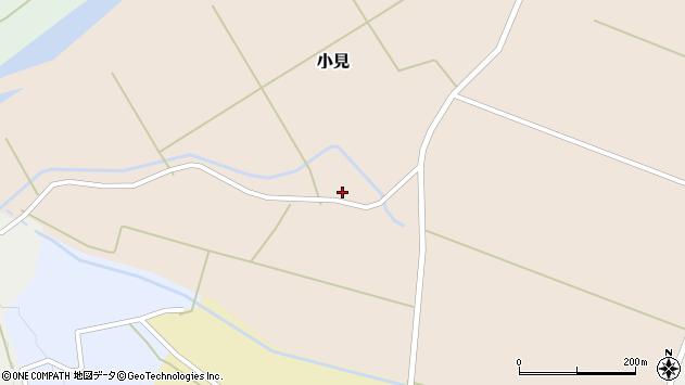 山形県酒田市小見岡畑143周辺の地図