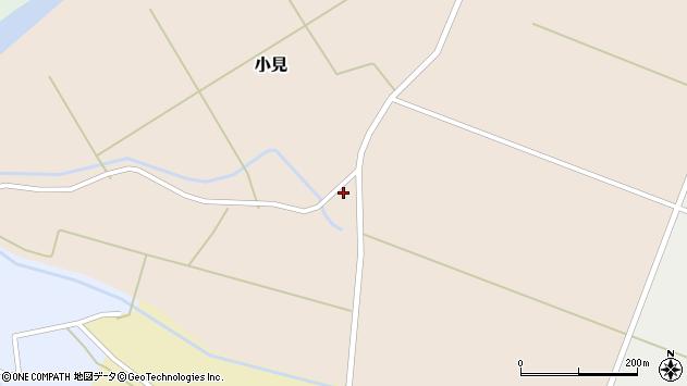 山形県酒田市小見樋掛32周辺の地図