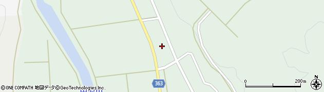 山形県酒田市田沢寺ノ下37周辺の地図
