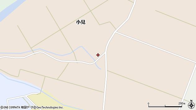 山形県酒田市小見樋掛33周辺の地図