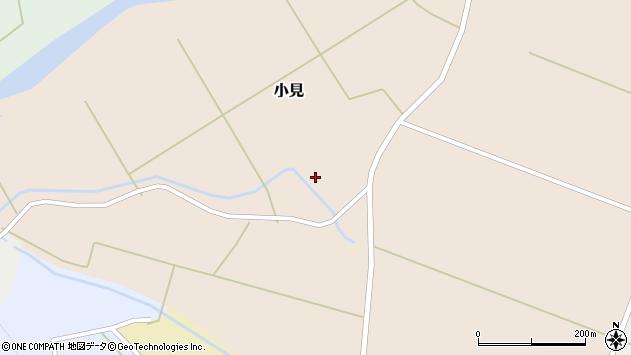 山形県酒田市小見樋掛72周辺の地図