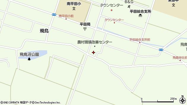 山形県酒田市飛鳥契約場80周辺の地図