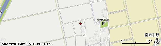 山形県酒田市遊摺部千代世392周辺の地図
