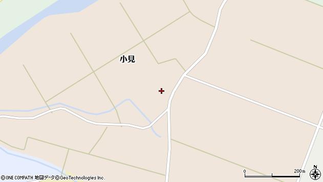 山形県酒田市小見樋掛68周辺の地図