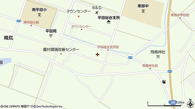 山形県酒田市飛鳥契約場48周辺の地図