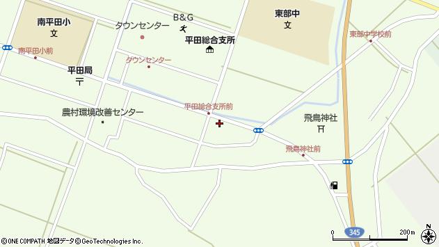 山形県酒田市飛鳥堂之後94周辺の地図