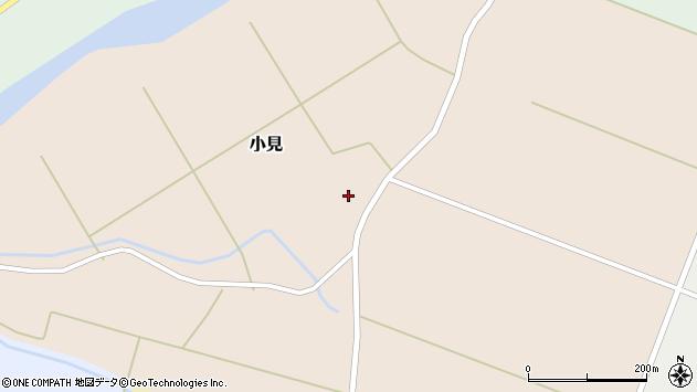 山形県酒田市小見樋掛67周辺の地図