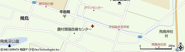 山形県酒田市飛鳥契約場52周辺の地図