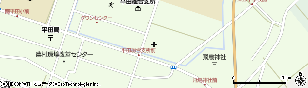 山形県酒田市飛鳥堂之後83周辺の地図