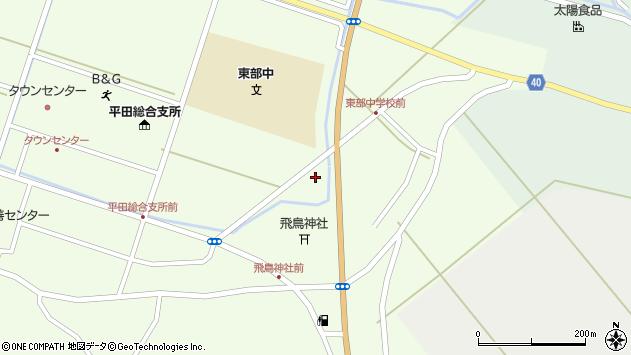 山形県酒田市飛鳥堂之後62周辺の地図