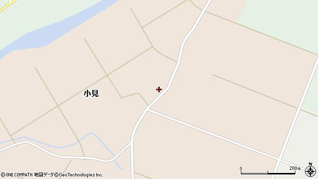 山形県酒田市小見樋掛112周辺の地図
