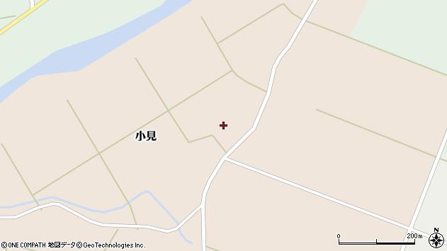 山形県酒田市小見樋掛57周辺の地図