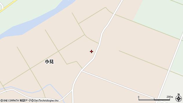 山形県酒田市小見早房34周辺の地図