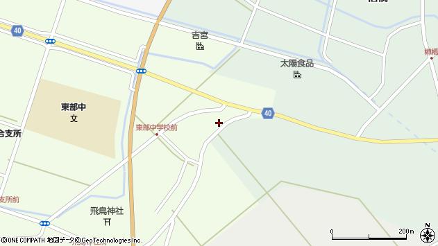 山形県酒田市飛鳥大林111周辺の地図