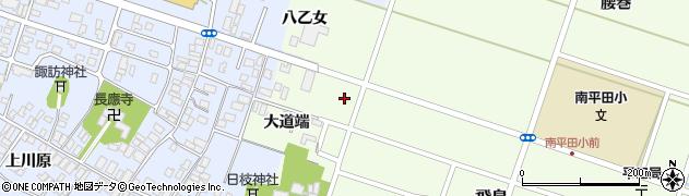 山形県酒田市飛鳥大道端235周辺の地図