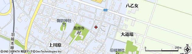 山形県酒田市砂越楯之内138周辺の地図