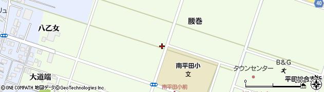 山形県酒田市飛鳥矢舞台51周辺の地図