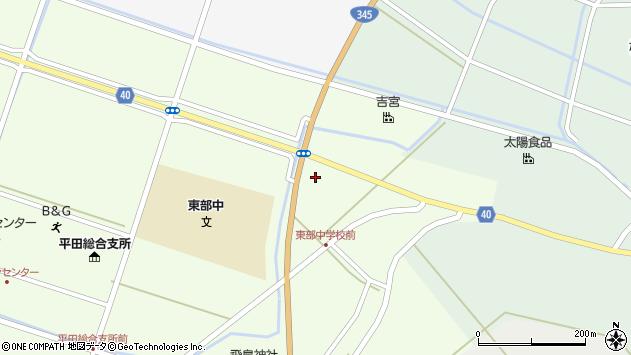 山形県酒田市飛鳥大林120周辺の地図