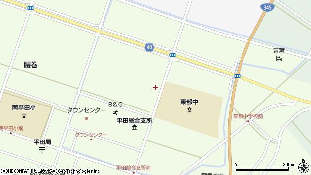 山形県酒田市飛鳥契約場1周辺の地図