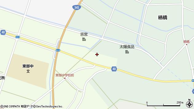 山形県酒田市飛鳥大林527周辺の地図