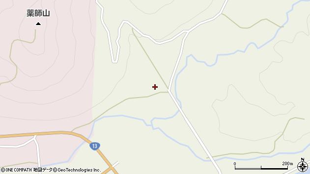 山形県最上郡金山町金山834周辺の地図