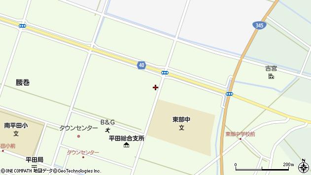 山形県酒田市飛鳥腰巻24周辺の地図