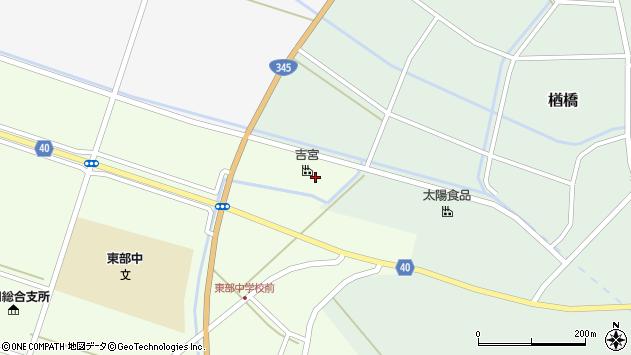 山形県酒田市飛鳥大林535周辺の地図