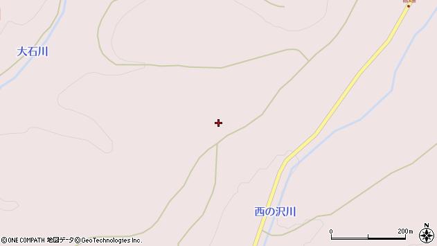 山形県最上郡金山町飛森1254周辺の地図