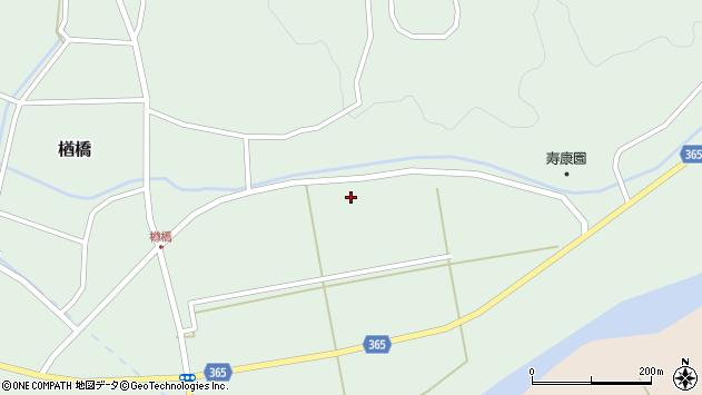 山形県酒田市楢橋上川原周辺の地図