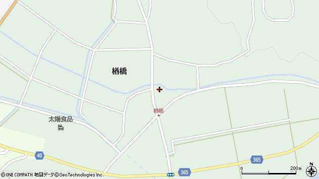 山形県酒田市楢橋荒町5周辺の地図